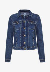 ONLY Petite - ONLWESTA - Giacca di jeans - dark blue denim - 4