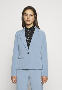 ONLY Petite - ONLSELMA-ASTRIDFITTED - Blazer - faded denim - 0