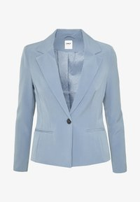 ONLY Petite - ONLSELMA-ASTRIDFITTED - Blazer - faded denim - 4
