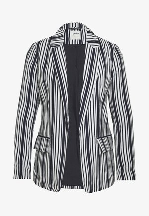 ONLIDA ANN STRIPE - Blazer - night sky/cloud dancer