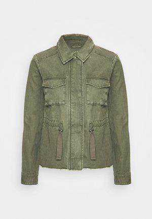 ONLFAVOURITE UTILITY JACKET - Summer jacket - kalamata