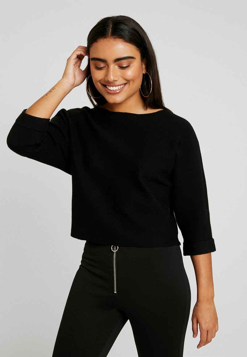 ONLY Petite - ONLNEW DALLAS - Pullover - black
