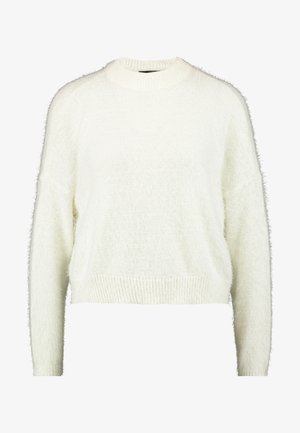 ONYCALI PULLOVER - Maglione - cloud dancer