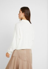 ONLY Petite - ONYCALI PULLOVER - Maglione - cloud dancer - 2