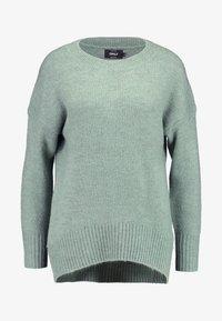 ONLY Petite - ONLNANJING - Pullover - balsam green/melange - 3