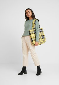 ONLY Petite - ONLNANJING - Pullover - balsam green/melange - 1
