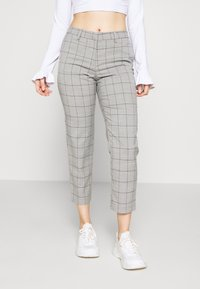 ONLY Petite - ONLSARAH WIN PANT - Bukse - light grey melange - 0