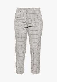 ONLY Petite - ONLSARAH WIN PANT - Bukse - light grey melange - 3