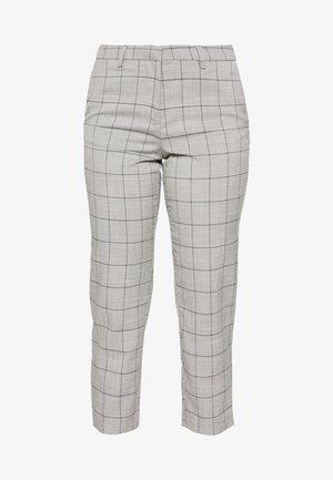 ONLSARAH WIN PANT - Pantalon classique - light grey melange