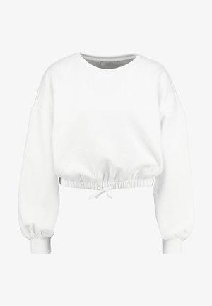 ONLGIGI BALLOON SWEAT - Sweater - cloud dancer