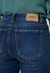ONLY Petite - ONLEMILY - Jean droit - dark blue denim - 5