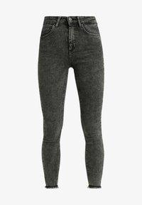 ONLY Petite - ONLBLUSH - Jeans Skinny - black denim - 3