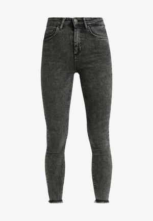 ONLBLUSH - Skinny džíny - black denim