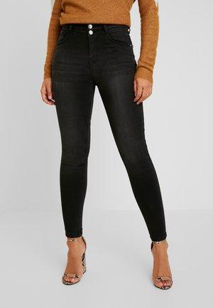 ONLCHRISSY - Jeans Skinny Fit - black denim