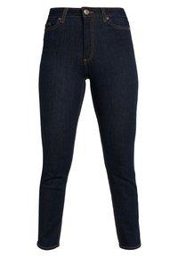 ONLY Petite - ONLSIENNA - Jeans Slim Fit - dark blue denim - 0