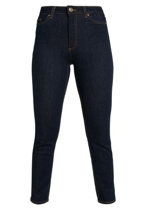 ONLSIENNA - Slim fit -farkut - dark blue denim