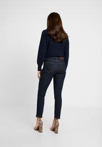 ONLY Petite - ONLSIENNA - Jeans Slim Fit - dark blue denim - 3