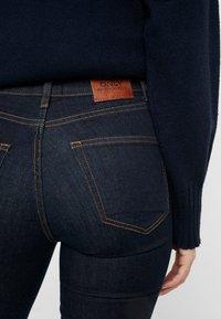 ONLY Petite - ONLSIENNA - Jeans Slim Fit - dark blue denim - 4
