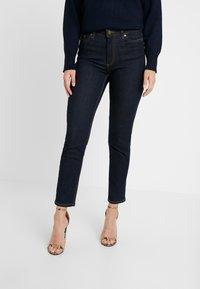 ONLY Petite - ONLSIENNA - Jeans Slim Fit - dark blue denim - 2