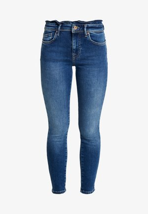 ONLCARMEN - Jeans Skinny Fit - medium blue denim