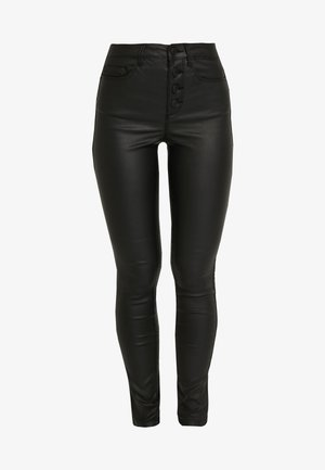ONLROYAL BUTTON  - Jeans Skinny Fit - black
