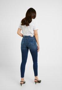 ONLY Petite - ONLFSHAPE - Jeans Skinny Fit - dark blue denim - 2