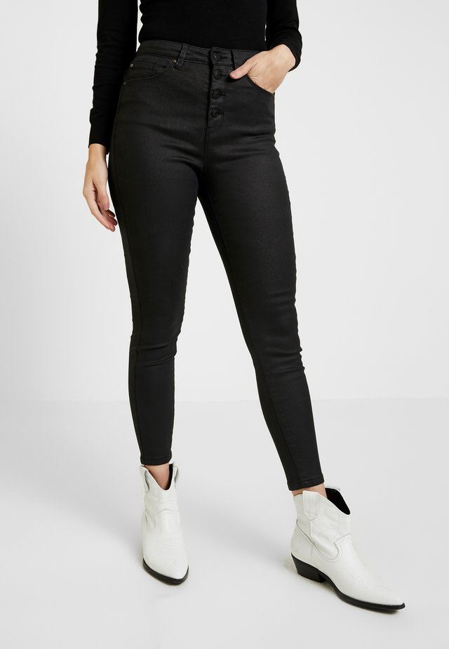 ONLGOSH - Jeansy Skinny Fit - black