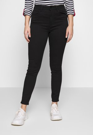 ONLROYALE HIGH - Jeans Skinny Fit - black denim