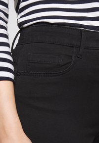 ONLY Petite - ONLROYALE HIGH - Jeans Skinny - black denim - 4