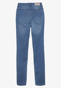 ONLY Petite - ONLROYAL - Vaqueros pitillo - medium blue denim - 1