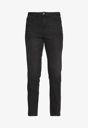 ONLASOS KELLY TALL - Vaqueros slim fit - black