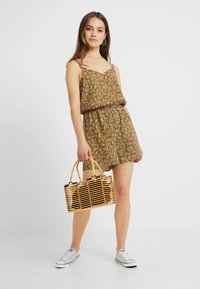 ONLY Petite - ONYAVA PLAYSUIT - Overal - black - 2