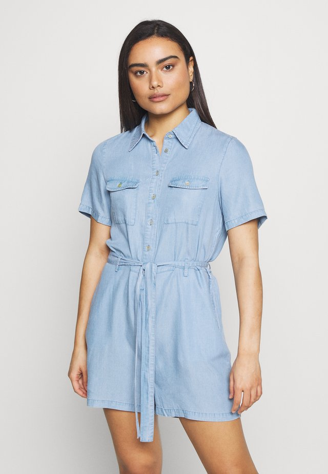 ONLMIRANDA PLAYSUIT - Jumpsuit - light blue denim