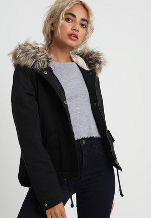 ONLNEW SKYLAR - Light jacket - black