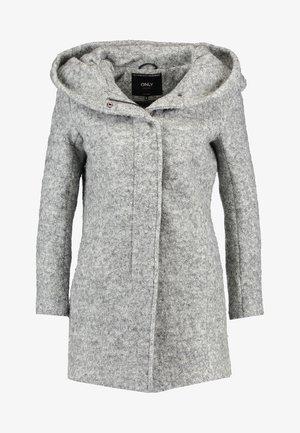 ONLSEDONA COAT - Kurzmantel - light grey melange