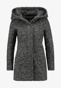 ONLY Petite - ONLSEDONA COAT - Cappotto corto - dark grey melange - 4