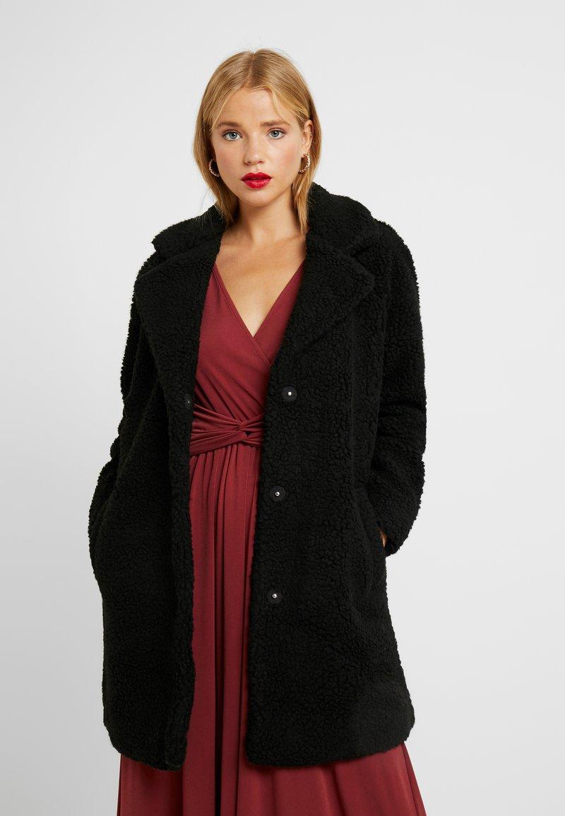 ONLY Petite - ONLAURELIA  COAT  - Wintermantel - black
