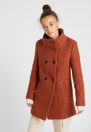 ONLSOPHIA COAT - Short coat - ginger bread