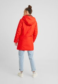 ONLY Petite - ONLKATY COAT - Parkatakki - fiery red - 5