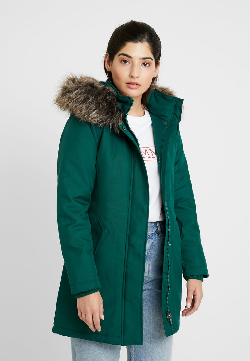 ONLY Petite - ONLKATY COAT - Parka - forest biome