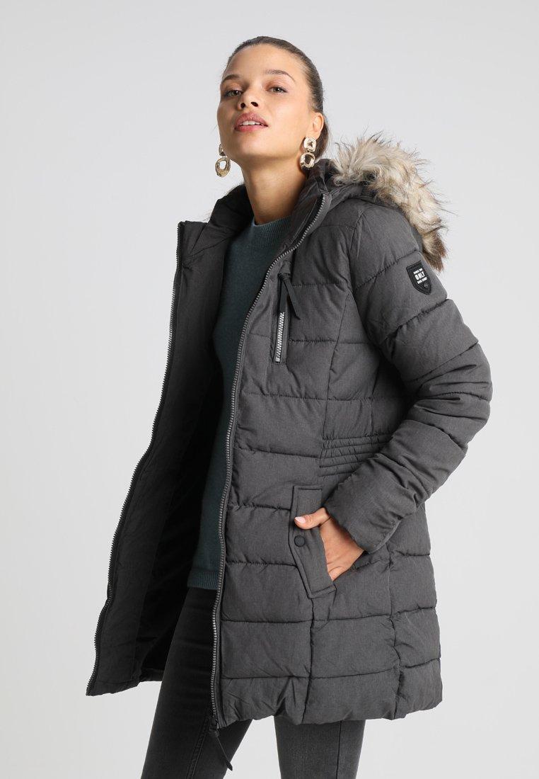ONLY Petite - ONLNORTH COAT - Wintermantel - black