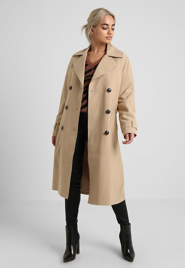 ONLY Petite - ONLEMILIA LONG - Trenchcoat - incense