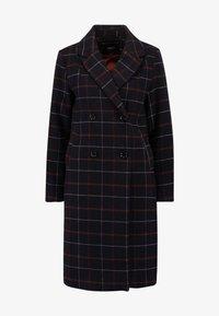 ONLY Petite - ONLNEW LOUISIANNA CHECK COAT - Classic coat - night sky - 4