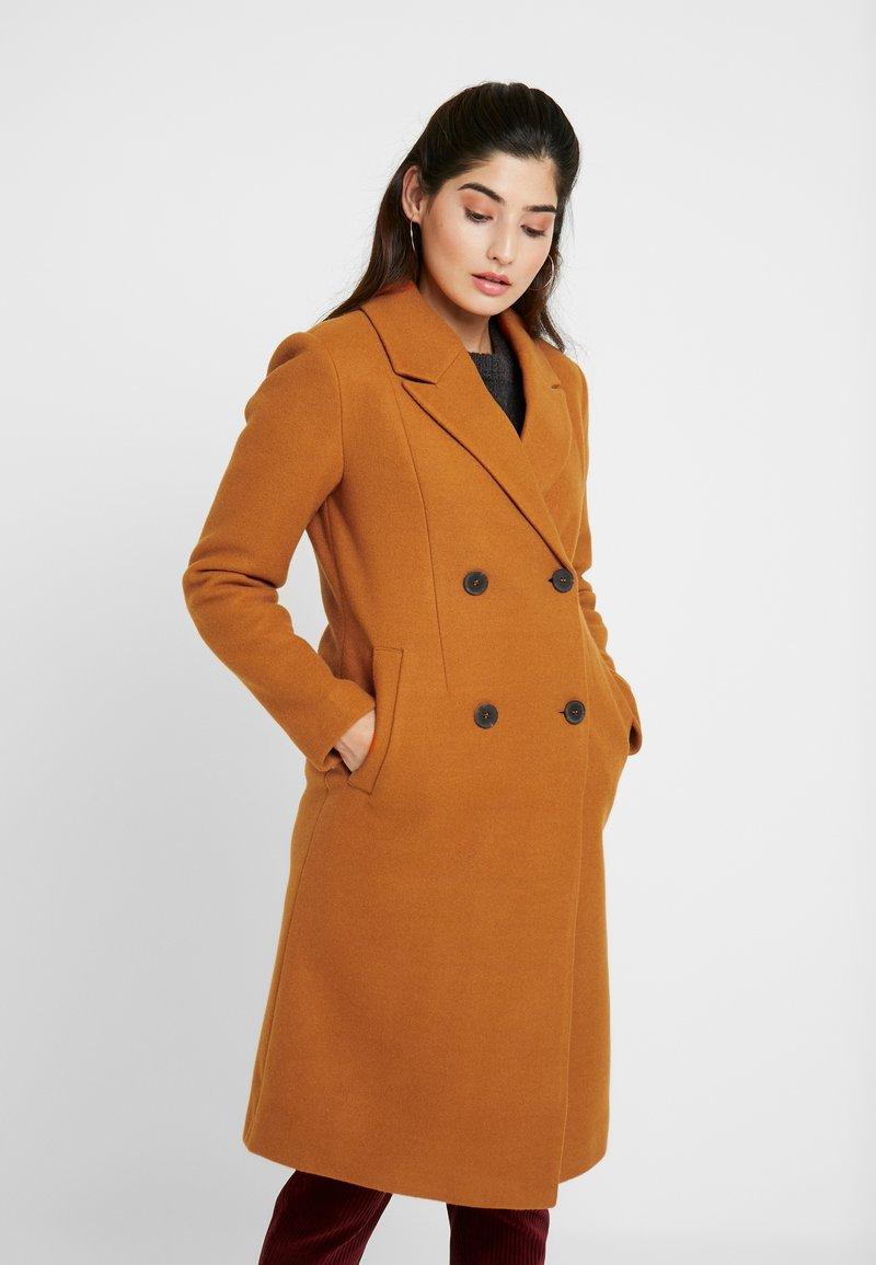 ONLY Petite - ONLLOUISA COAT - Classic coat - pumpkin spice