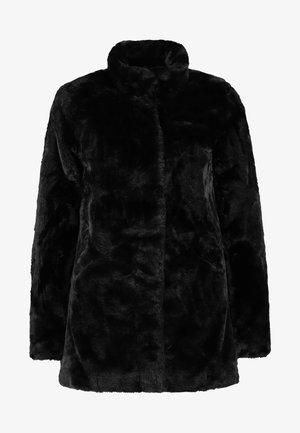 ONLVIDA COAT - Zimní kabát - black
