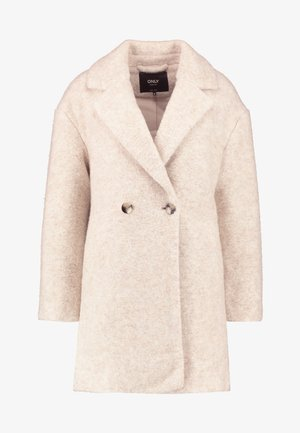 ONLNINA CELESTE COAT - Classic coat - shadow gray