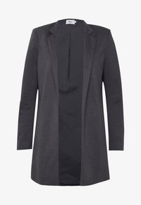 ONLY Petite - ONLSOHORUBY SPRING COAT - Abrigo corto - dark grey - 3