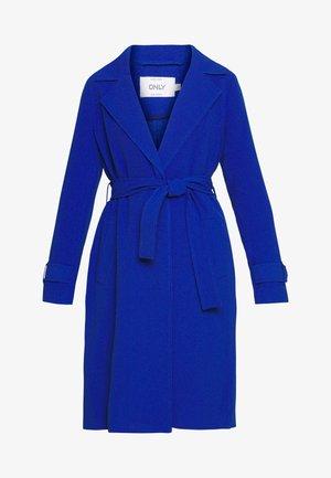 ONLUNNA DRAPY - Trenchcoat - mazarine blue