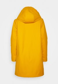 ONLY Petite - ONLSALLY RAINCOAT - Parka - golden yellow/white - 1