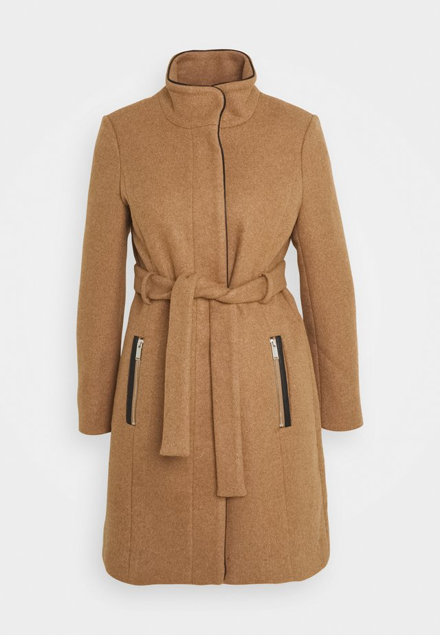 ONLMICHIGAN COAT - Classic coat - toasted coconut/melange